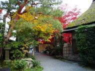 Asisbiz Tenryu ji Sogenchi area guest house Kyoto 2009 12