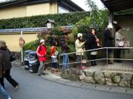 Asisbiz Tenryu ji Sogenchi area street scenes Kyoto 2009 01