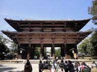 Asisbiz 1 Great Southern Gate Nandaimon a National Treasure 13th century 03