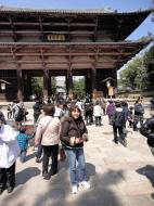 Asisbiz 1 Great Southern Gate Nandaimon a National Treasure 13th century 04