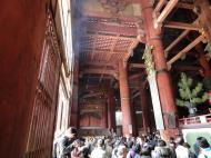Asisbiz 1 Todai ji Daibutsuden awe inspiring Architecture Nara Japan 05