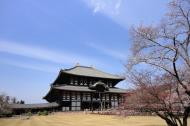 Asisbiz 1 Todaiji is grand in proportion largest wooden building and Buddha statue Japan 03