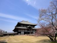 Asisbiz 1 Todaiji is grand in proportion largest wooden building and Buddha statue Japan 04