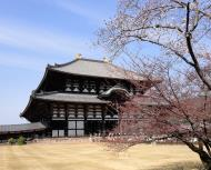Asisbiz 1 Todaiji is grand in proportion largest wooden building and Buddha statue Japan 07