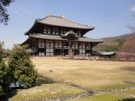 Asisbiz 1 Todaiji is grand in proportion largest wooden building and Buddha statue Japan 15