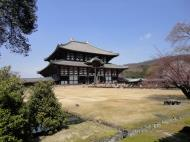 Asisbiz 1 Todaiji is grand in proportion largest wooden building and Buddha statue Japan 17