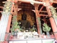 Asisbiz 3 Daibutsu Buddha Vairocana intricate hairstyle is made of 966 bronze balls 01