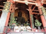 Asisbiz 3 Daibutsu Buddha Vairocana intricate hairstyle is made of 966 bronze balls 02