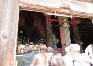 Asisbiz 3 Daibutsu Buddha Vairocana intricate hairstyle is made of 966 bronze balls 05