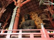 Asisbiz 3 Daibutsu Buddha Vairocana made of copper bronze weighs 250 tons 30 meters tall 01