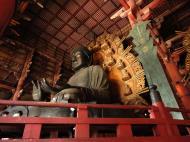 Asisbiz 3 Daibutsu Buddha Vairocana made of copper bronze weighs 250 tons 30 meters tall 02