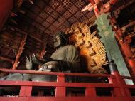 Asisbiz 3 Daibutsu Buddha Vairocana made of copper bronze weighs 250 tons 30 meters tall 03