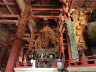 Asisbiz 3 Daibutsu Buddha Vairocana right side Bodisattvas Nara Japan 03