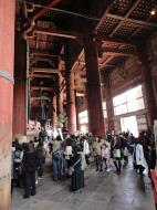 Asisbiz 3 Daibutsu Great Buddha hall magnificent architecture Nara Japan 01