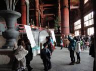 Asisbiz 3 Daibutsu Great Buddha hall magnificent architecture Nara Japan 02