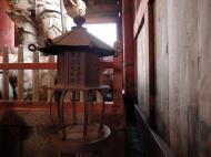 Asisbiz 3 Todai ji Daibutsu Great Buddha hall old iron lantern Nara Japan 01