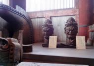 Asisbiz 3 Todai ji Daibutsu Great Buddha hall wooden statues Nara Japan 01