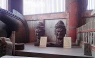 Asisbiz 3 Todai ji Daibutsu Great Buddha hall wooden statues Nara Japan 04