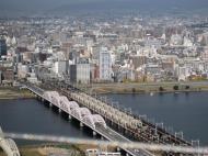 Asisbiz Juso Bridge Osaka Japan Nov 2009 01