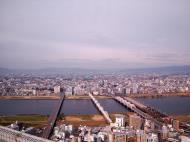 Asisbiz Shin Juso Ohashi Bridge Osaka Japan Nov 2009 02