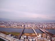 Asisbiz Shin Juso Ohashi Bridge Osaka Japan Nov 2009 04