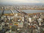 Asisbiz Shin Juso Ohashi Bridge Osaka Japan Nov 2009 06