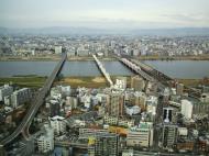 Asisbiz Shin Juso Ohashi Bridge Osaka Japan Nov 2009 07