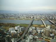 Asisbiz Shin Juso Ohashi Bridge Osaka Japan Nov 2009 08