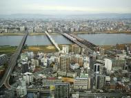 Asisbiz Shin Juso Ohashi Bridge Osaka Japan Nov 2009 09