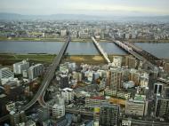 Asisbiz Shin Juso Ohashi Bridge Osaka Japan Nov 2009 10