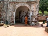Asisbiz Malacca Albuquerques fortress A Famosa Portuguese Mar 2001 02