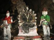 Asisbiz Hindu statues Art Selangor Sri Subramaniam Kovil Batu Caves Sep 2000 04