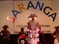 Asisbiz KL Maha Vihara Temple Saranga Dance Group May 2001 28