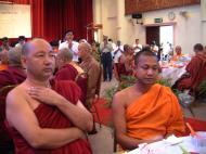 Asisbiz Venerable Dr K Sri Dhammananda Nayaka Maha Thera 82 Birthday Mar 2001 05