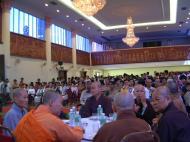 Asisbiz Venerable Dr K Sri Dhammananda Nayaka Maha Thera 82 Birthday Mar 2001 06