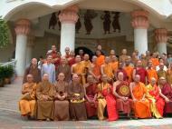 Asisbiz Venerable Dr K Sri Dhammananda Nayaka Maha Thera 82 Birthday Mar 2001 13