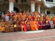 Asisbiz Venerable Dr K Sri Dhammananda Nayaka Maha Thera 82 Birthday Mar 2001 15