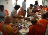 Asisbiz Venerable Dr K Sri Dhammananda Nayaka Maha Thera Dharma Launch May 2001 01