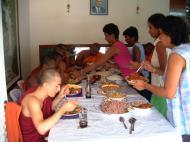 Asisbiz Venerable Dr K Sri Dhammananda Nayaka Maha Thera Dharma Launch May 2001 03