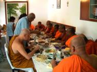 Asisbiz Venerable Dr K Sri Dhammananda Nayaka Maha Thera Dharma Launch May 2001 04