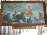 Asisbiz Dhammikarama Burmese Temple Paintings Mar 2001 01
