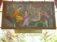 Asisbiz Dhammikarama Burmese Temple Paintings Mar 2001 04