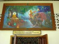 Asisbiz Dhammikarama Burmese Temple Paintings Mar 2001 05