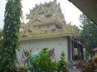 Asisbiz Penang Dhammikarama Burmese Temple Burmah Lane Mar 2001 03