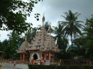 Asisbiz Penang Dhammikarama Burmese Temple Burmah Lane Mar 2001 04