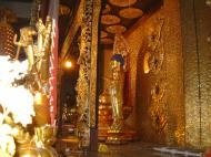 Asisbiz Penang Ke Lok Tempel Ornate Buddhas Mar 2001 13