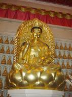 Asisbiz Penang Ke Lok Tempel Ornate Buddhas Mar 2001 16