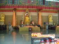 Asisbiz Penang Ke Lok Tempel Ornate Buddhas Mar 2001 26