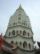Asisbiz Penang Ke Lok Tempel Ten Thousand Buddhas Pagoda Mar 2001 02
