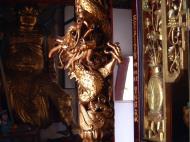 Asisbiz Penang Ke Lok Tempel dragons Mar 2001 01
